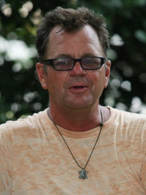 """""""We love Asbury Park but we found a home in Holmdel,"""" said Warped Tour founder Kevin Lyman, pictured in 2011."""
