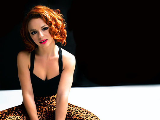 Samantha Fish is returning to the W.C. Handy Blues and Barbecue Festival this year with a six-piece band.