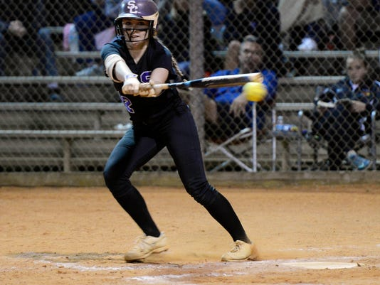 High School Softball: Rockledge at Space Coast