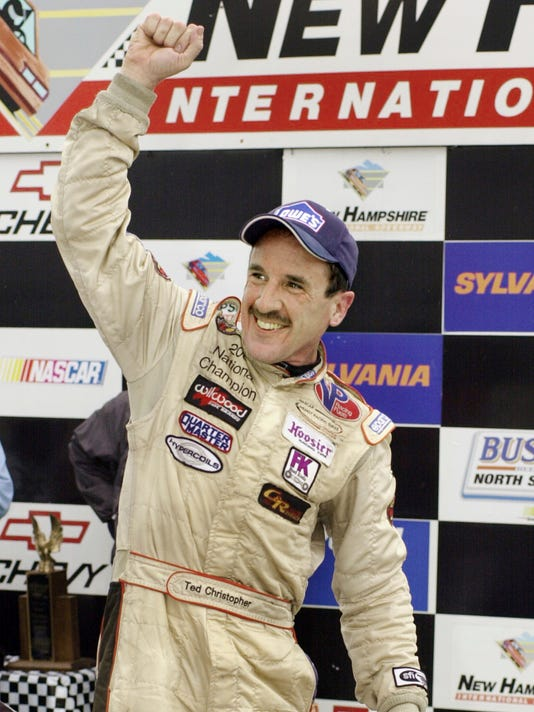 AP PLANE CRASH NASCAR DRIVER S CAR FILE A USA NH