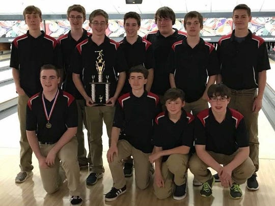 The Norfork Panthers finished second at the 3A/2A/1A-East Conference bowling tournament on Monday at Jonesboro.