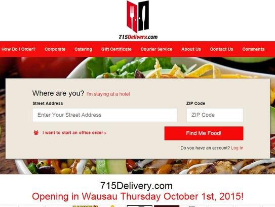 Food Delivery In Wausau