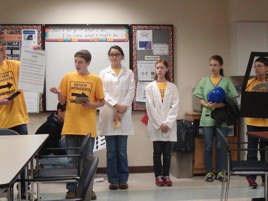 Students win award for brain injury app