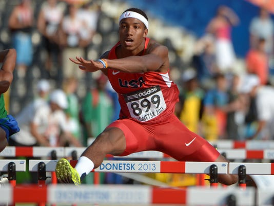 Track and Field: IAAF World Youth Championships-Evening Session