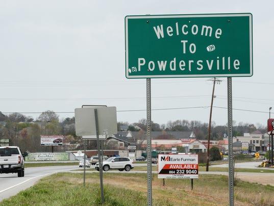 Powdersville restaurants