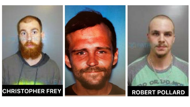 Sharp County Sheriff Mark Counts is asking for the public's help as his department and others across Arkansas search for a trio of men who broke out of the Sharp County jail.