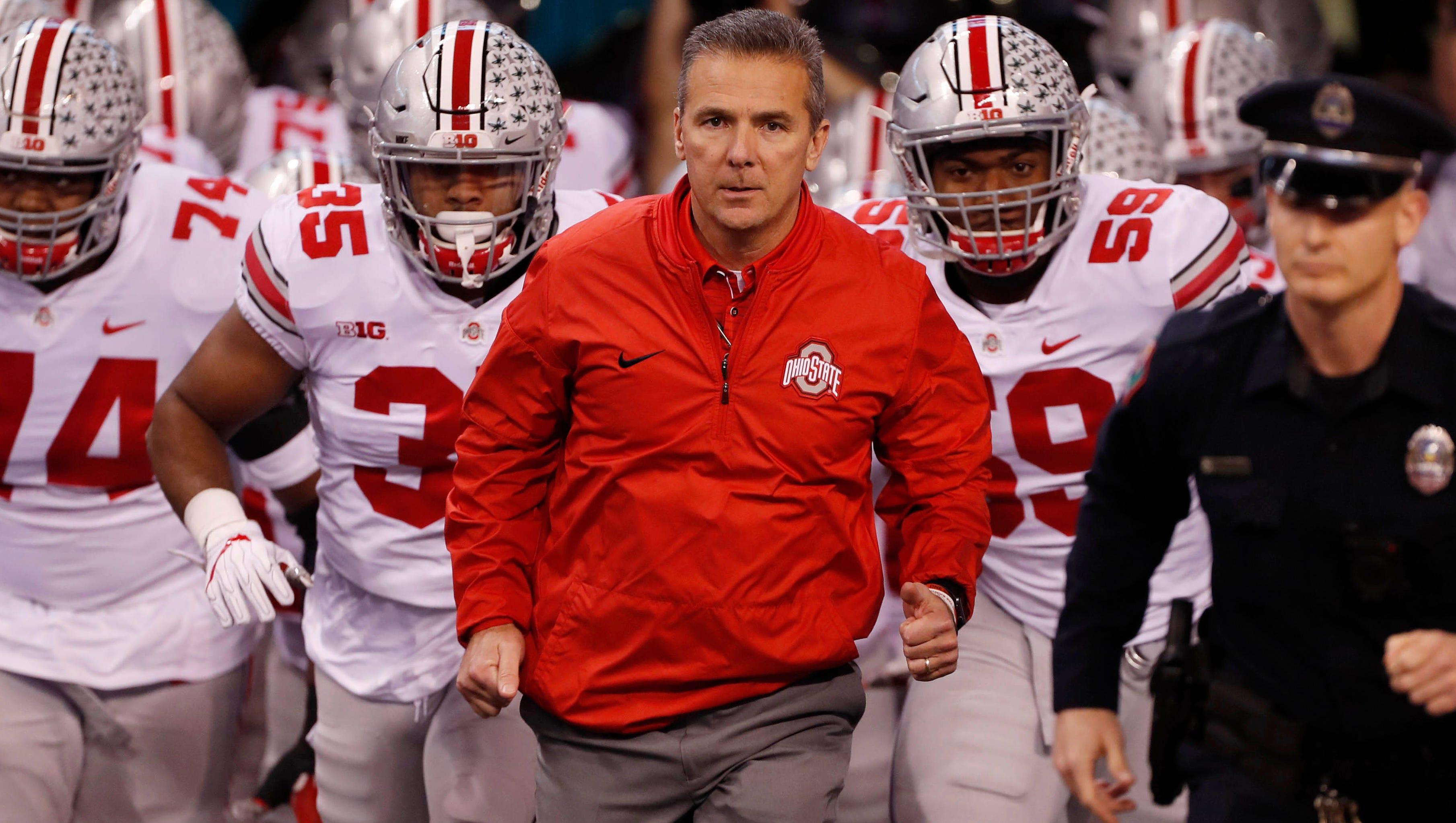 Ohio State Football Coach Urban Meyer Suspended Three Games