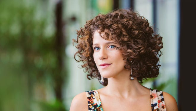 French vocalist Cyrille Aimée will headline Austin Peay State University's 55th Annual Mid-South Jazz Festival this weekend.