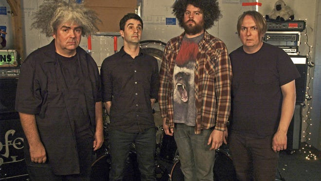 The Melvins return Wednesday to perform at Pappy & Harriet's in Pioneertown.