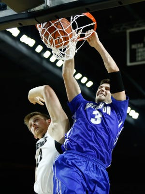 Creighton senior Doug McDermott is a two-time All-American and the leading candidate for player of the year.