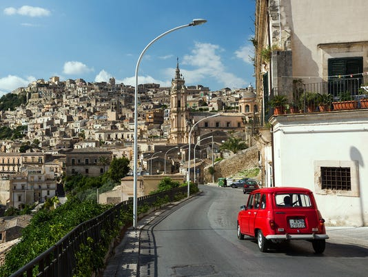Rick Steves - MODICA