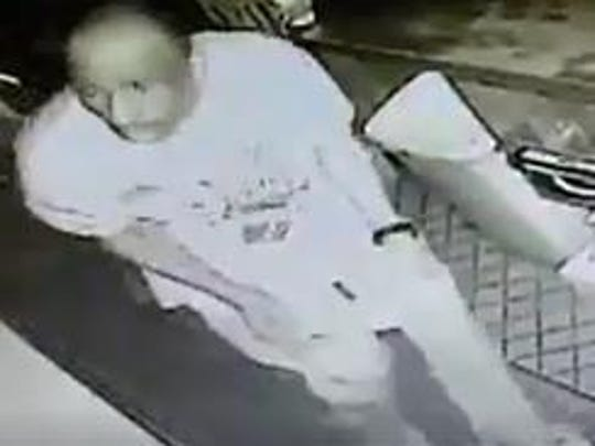Cocoa police want to identify this 'smash-and-grab' burglar.