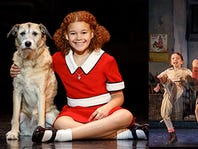 Enter to Win Tickets to ANNIE!