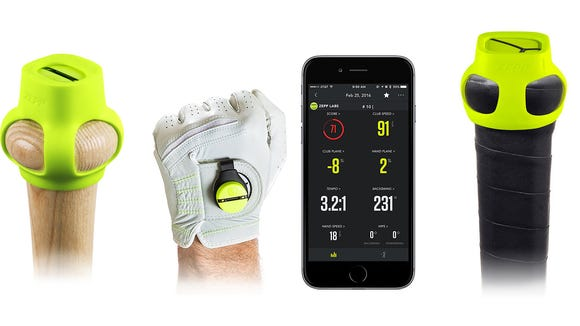 Help Dad Improve His Game With A Swing Analyzer For Father S Day