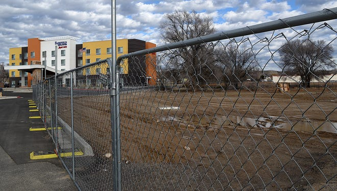 A Starbucks location is planned for this site at the northeast corner of East Main Street and Browning Parkway in Farmington.