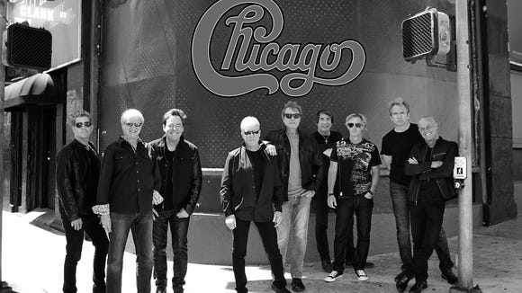 The band Chicago.