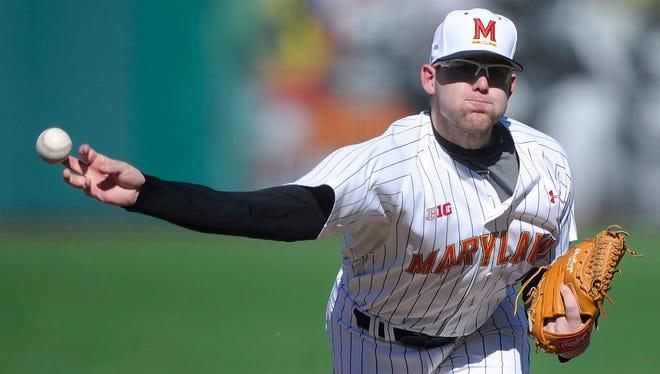 A Gloucester Catholic graduate, Mike Shawaryn enjoyed a sensational three-year career at Maryland.