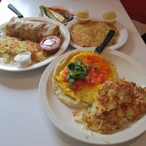 """Harry's diner on Highway 42 is open seven days a week for breakfast and lunch. The """"Shiny"""" Harry's Diner on Calumet is closed on Mondays, serving breakfast and lunch Tuesday through Sunday."""