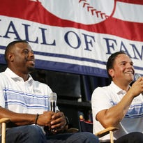 Baseball Hall of Fame induction weekend for Griffey, Piazza