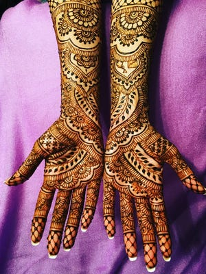 Dreaming in Henna