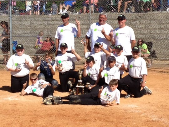 Dickson County Little League, Dixie Youth champions