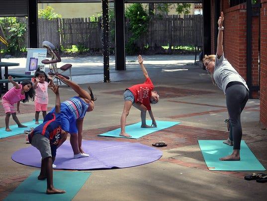 Kids Yoga 3