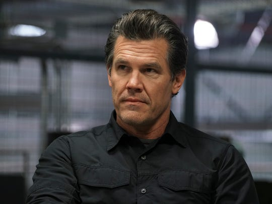 """This image released by Sony Pictures shows Josh Brolin in """"Sicario: Day of the Soldado."""""""
