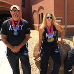 Wounded warriors with Bliss ties shine at Warrior Games