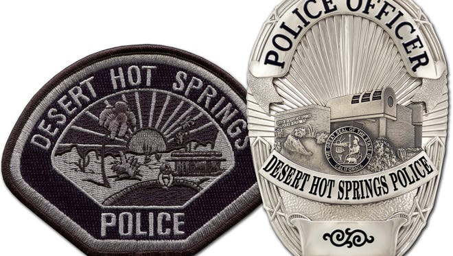 Desert Hot Springs police are investigating a collision that killed a Palm Desert motorcyclist.