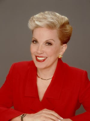 Jeanne Phillips, also known as Abigail Van Buren writes the Dear Abby advice column. (Gannett/Universal Uclick/File)