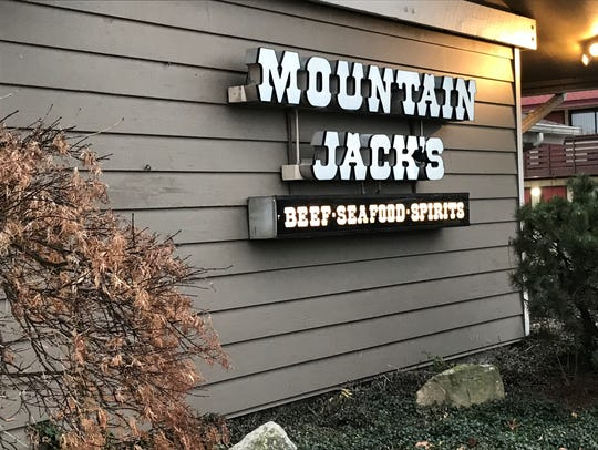 Mountain Jack's serves up prime rib and steaks that are difficult to match in the Lafayette area.