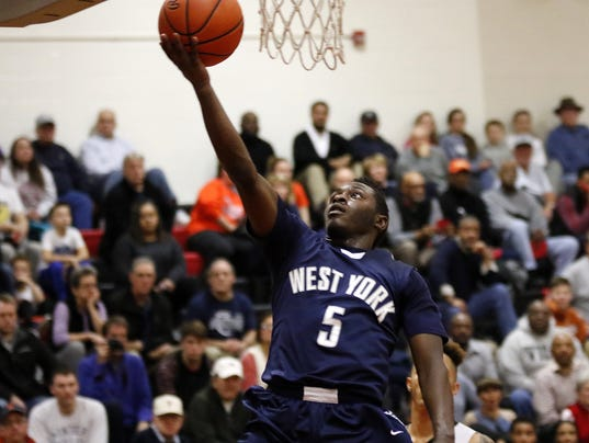 West York vs. McCaskey Boys Basketball
