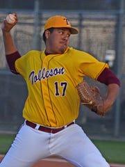 Tolleson's Aaron Gutierrez