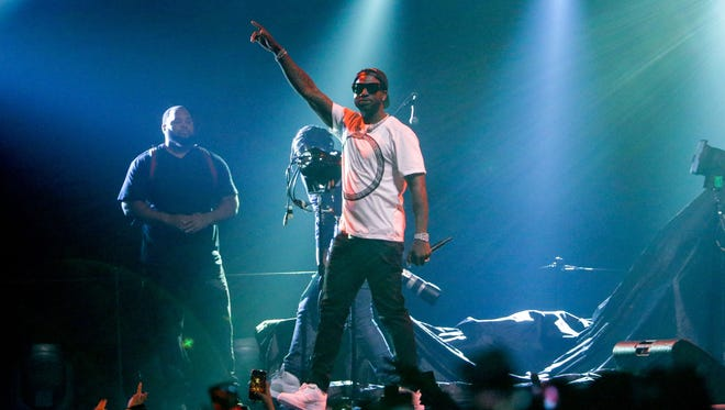 Rapper Gucci Mane is a headliner at the 19th annual Common Ground Music Festival, which runs from Thursday, July 5 through Sunday, July 8.