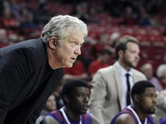 Coach Mike McConathy's Northwestern State program remains