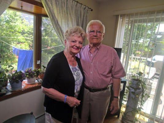 Rosemarie and Henry Doerr