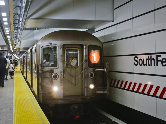 South Ferry Station reopens