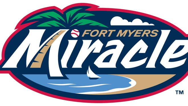 The Fort Myers Miracle play at the Jupiter Hammerheads.