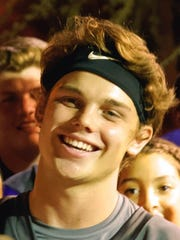 Drew Inness, from Northwest Christian School, is azcentral sports' High Achiever of the Week.