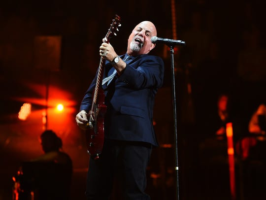 Billy Joel will spend his Saturday night at Lambeau