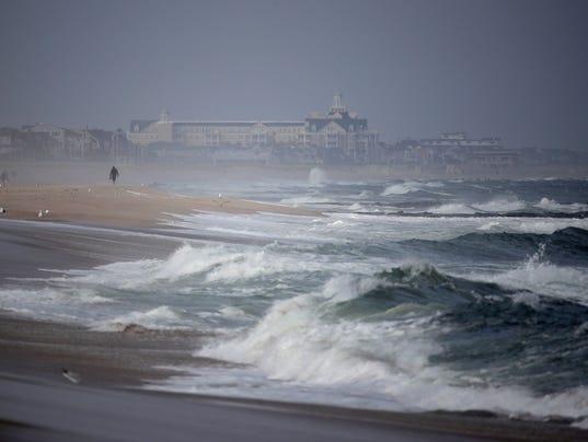 New Jersey Coast Hurricane Jose
