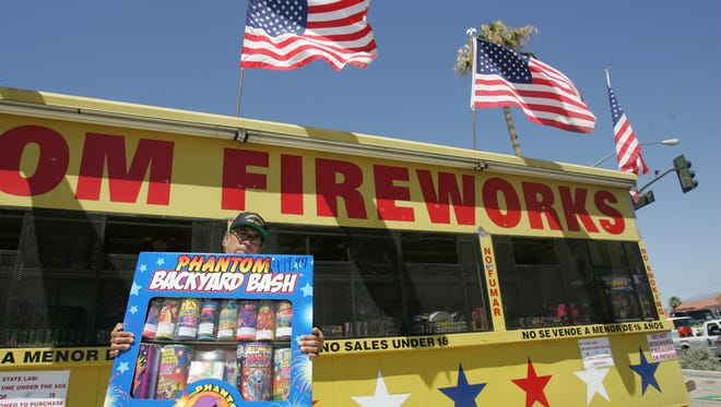 FILE - The Desert Hot Springs City Council will discuss medical marijuana and illegal fireworks at their meeting Tuesday night.