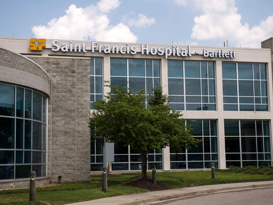 Saint Francis Hospital Bartlett