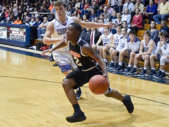 Opelousas High's Tony Zachary and the Tigers are opening with Assumption on Friday in the 4A boys basketball playoffs.