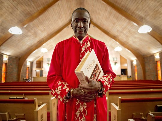 Feb 9, 2012 - Rev. Dwight Montgomery is celebrating his 27th year as a pastor from the pulpit of Annesdale Cherokee Missionary Baptist Church.