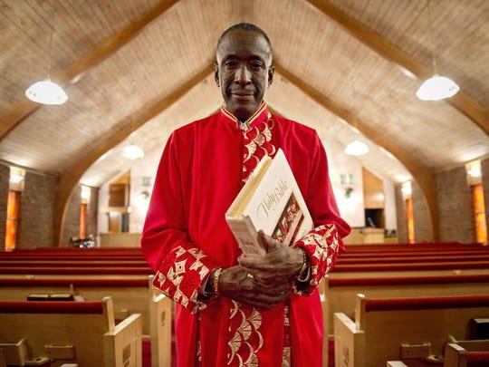 Feb 9, 2012 - Rev. Dwight Montgomery is celebrating