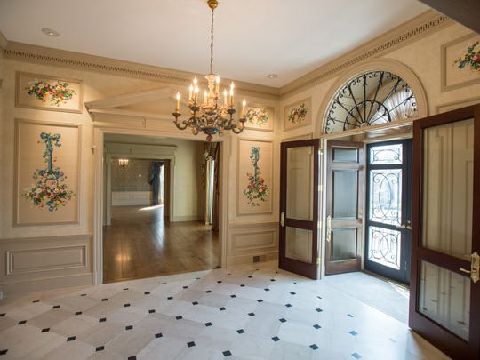 February 19, 2018 - The entry way at 6070 Wild Oaks