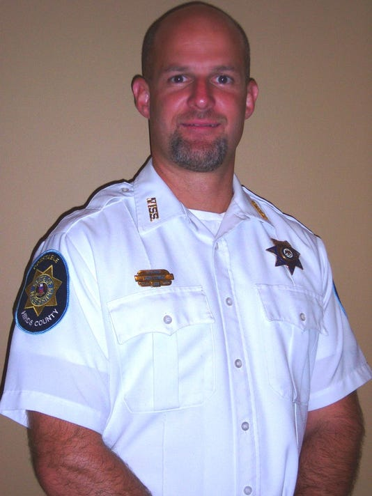 Hinds County Constable Jon Lewis