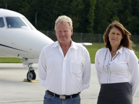 she s Burrows Aviation