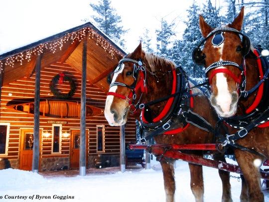 Thunder Bay Resort near Alpena in northeast Michigan